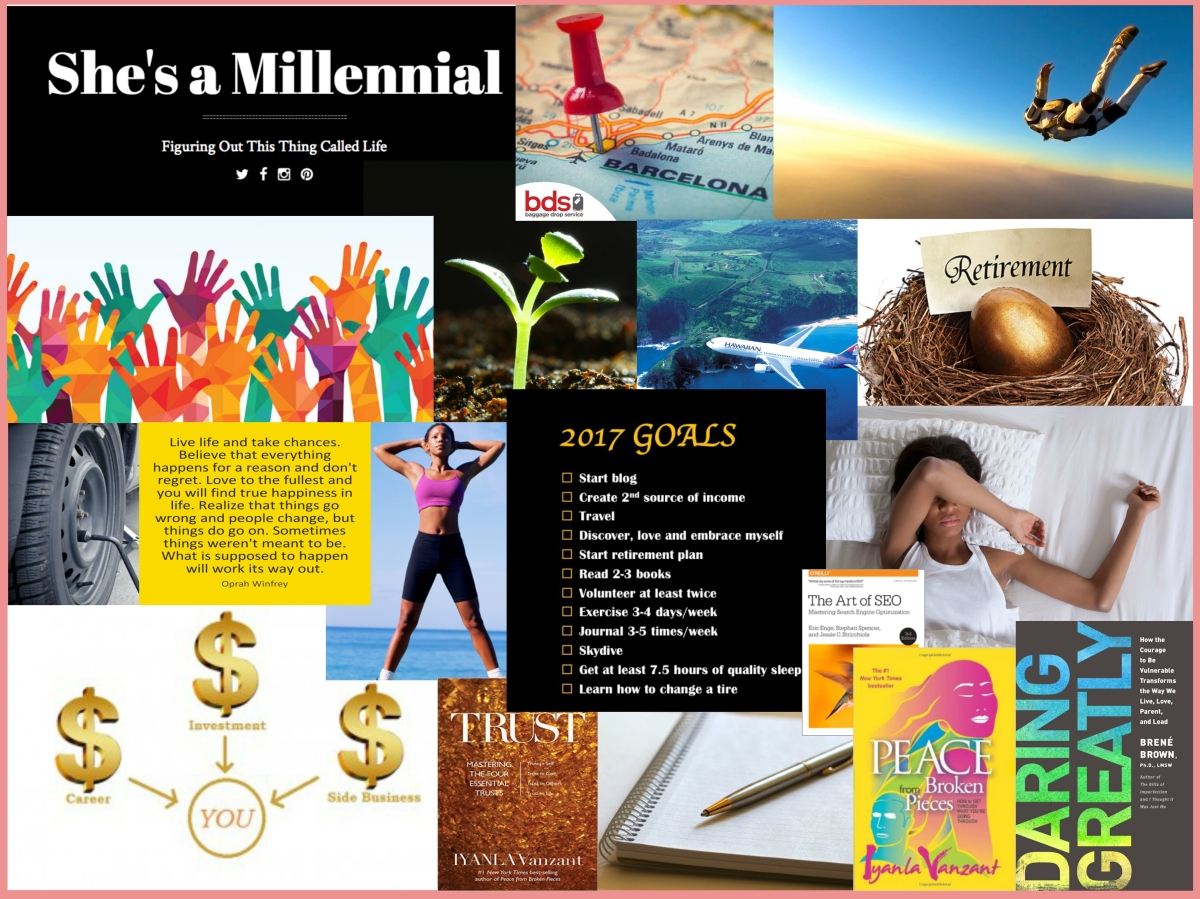 How to Make a Beautiful Digital Vision Board in 60Minutes