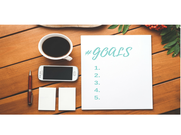 My Top 5 Goals to Accomplish in The NewYear