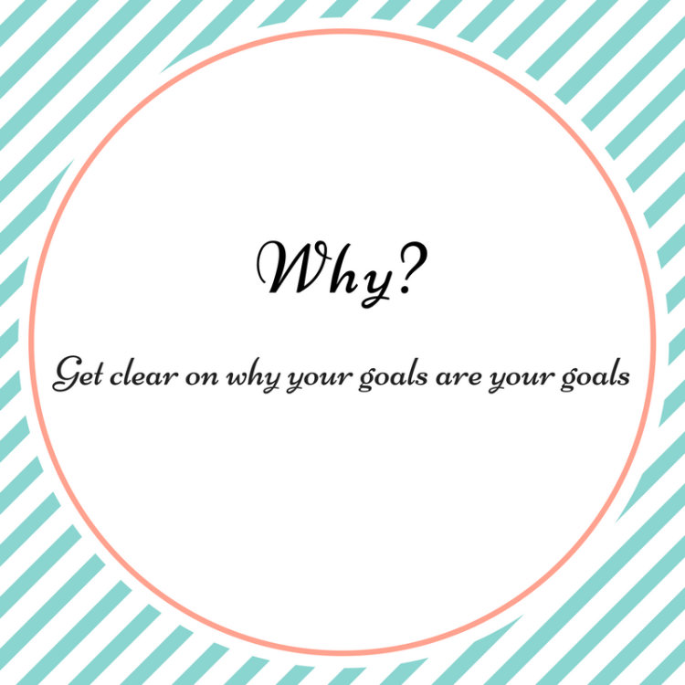 Why are your goals your goals?